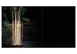 Reeds Outdoor Floor Lamp Artemide Milia Shop