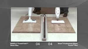 Shark Steam Mop Wood Floors Safe by Bissell Powerfresh Steam Mop V Shark Youtube