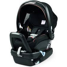AGIO BY PEG PEREGO Agio By Peg Perego Primo Viaggio 4/35 Nido Infant Car  Seat + Base Black