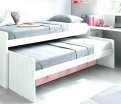 lit chambre fille lit simple avec gigogne chambre fille ado composition l003
