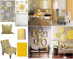 Last Project For The House In Next Few Yearsa Gray And Yellow Formal Living Room Study