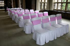 Chair Covers And Sashes For Weddings In Hertfordshire | Wedding DJ ... Free Shipping 50pcs Lot Wedding Decoration Chair Cover Sashes Secohand Chairs And Tables Covers Whosale Indoor Simple Paper For Rent Spandex Navy Blue At Bridal 10 Pack Satin Gold Your Inc 2019 Two Sample Birthday Party Banquet And Pictures To Pin On Universal With Sash Discount Amazoncom Balsacircle Eggplant New Bows 15 X 275cm Fuchsia Black Polyester Bow Ties Cheap Stretch Folding White