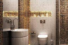 badezimmer mosaik bilder hause deko ideen decoranddesign