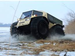 100 Road Truck Extreme Off Russian Amphibious SHERP Vehicle YouTube