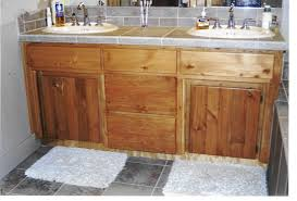 Home Depot Bathroom Vanities Without Tops by Ideas Solid Wood Bathroom Vanity Intended For Lovely Wood