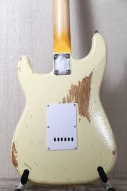 Fender Relic Light Yellow Stratocaster
