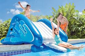 Top 5 Best Inflatable Pool Slides For Adult Reviews In 2018