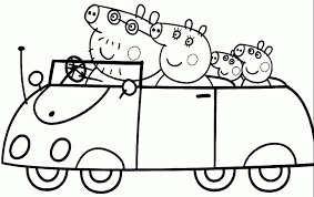 1000 Images About Colouring Pages On Pinterest Print Coloring Inside Peppa Pig