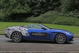 When prototypes be e mobile billboards Aston Martin DB11