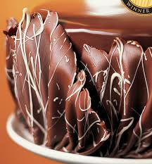 Chocolate cake by Alice Medrich