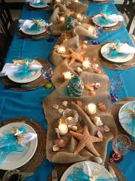 Image Of Beach Theme Party Decorations