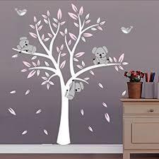stikers chambre bdecoll arbre koala diy stickers muraux arbres stickers