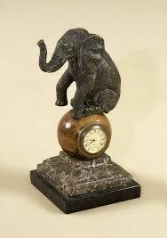 Maitland Smith Lamps Ebay by Cast Brass Elephant On Top Of A Clock Ball Maitland Maitland