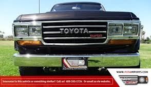1988 Toyota Land Cruiser – HJ61 Turbo Diesel – Yota Imports Turbo Custom Cab 1985 Toyota 4x4 Pickup Curbside Classic 1986 Get Tough 1989 Pickup 2jz Single Turbo Swap Yotatech Forums 22ret Sr5 Factory Trd Youtube 2011 Hilux 25 G A Turb End 9152018 856 Pm Toyota Hilux 24 Turbod4wd 1999 In Mitcham Ldon Gumtree The 3l Diesel 6x6 Stout Tow Truck Non 1983 For Sale Junk Mail Project Rebirth Page Mrhminiscom U Old Parked Cars Xtracab