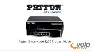 Patton SmartNode 5200 Product Video | VoIP Supply - YouTube Voip Hiline Supply 7 Reasons To Switch Voip Service Insider Voipsupply Hashtag On Twitter Celebrated Mlk Day Of At Compass House Buffalo Bitcoin Airbitz Steps Out In The Cold Setting Up Phoenix Audio Spider Mt505 Youtube Our Favorite Things In This Year Supported Phones Smartofficeusa Coactcenterworldcom Blog Services Is Now A Xorcom Certified Dealer For Completepbx Solutions
