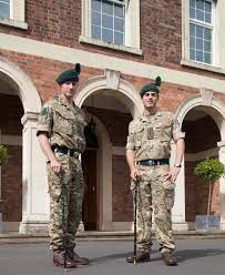 Most Decorated Soldier Uk by Meeting The Irish Soldiers Who Fight In The British Army Vice