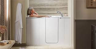 Kohler Bathtubs For Seniors by New England Walk In Tubs Boston Walk In Tubs Newpro