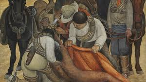 David Alfaro Siqueiros Famous Murals by Thrilling New Exhibition Shows Modern Mexican Art Is Bigger Than