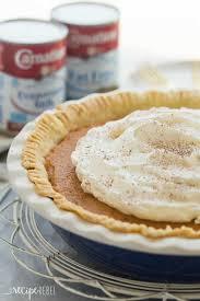 Pumpkin Pie With Gingersnap Crust Gluten Free by Cream Cheese Pumpkin Pie The Recipe Rebel