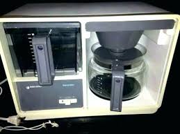 Z1822427 Magnificent In Wall Coffee Maker Built