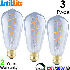 15 20 25 w incandescent equal medium base e26 e27 2 3 4 watt st64