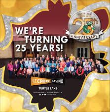 Halloween On Spooner Street Online by We U0027re Turning 25 Years St Croix Casino Turtle Lake Turtle Lake Wi