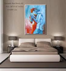 zeitgenössische kunst schlafzimmer wandkunst figur kunst kunstdrucke kunstwerk leinwand kunst für schlafzimmer schlafzimmer dekor wohnzimmer