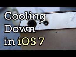 Disable Settings in iOS 7 to Keep Your iPhone from Overheating