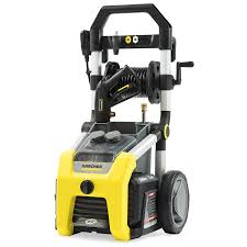 shop electric pressure washers at lowes com