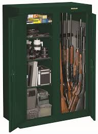 Stack On Security Cabinet 8 Gun by Stack On Gun Cabinet