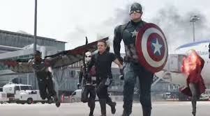 Captain America Civil War Spider Man Trailer