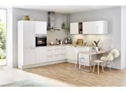 moderne eckküche ka 43 140 in weiß hochglanz mit essplatz