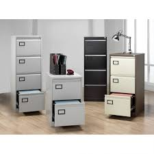 furniture office white stow 3 drawer file cabinet poppin file