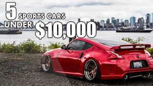 The TOP 5 BEST Used Sports Cars UNDER $10,000 - YouTube Hshot Trucking How To Start Ten Of The Best Classic Cars You Can Buy On Ebay For Less Than 100 13 Coolest Under 10k Used Trucks Near Me Minimalist 5000 Pickup Toprated For 2018 Edmunds Vehicles 12000 Jp Motors Spokane 5star Car Dealership Val New Chevy Dealer Plainfield In Andy Mohr Chevrolet Beautiful Silverado 1500 Fuel Efficient 8100
