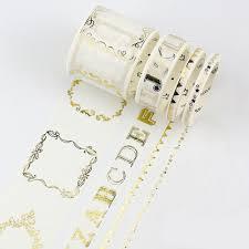 Halloween Washi Tape Australia by Online Buy Wholesale Gold Washi Tape From China Gold Washi Tape