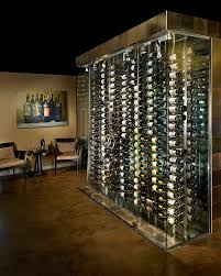 Contemporary Metal Racking Wine Cellar. | Modern Wine Cellars ... Home Designs Luxury Wine Cellar Design Ultra A Modern The As Desnation Room See Interior Designers Traditional Wood Racks In Fniture Ideas Commercial Narrow 20 Stunning Cellars With Pictures Download Mojmalnewscom Wal Tile Unique Wooden Closet And Just After Theater And Bollinger Wine Cellar Design Space Fun Ashley Decoration Metal Storage Ergonomic