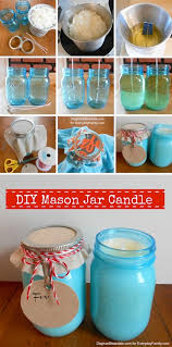 DIY Mason Jar Candles For Gifts Easy Cheap Gift Ideas Christmas Go Get The Instructions Everyday Family