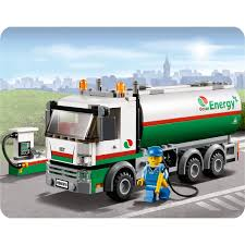 Amazon.com: LEGO CITY Tanker Truck: Toys & Games