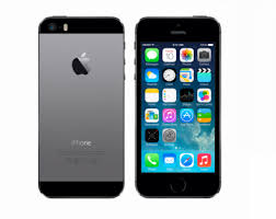 Apple iPhone 5S Smartphones Space Gray T Mobile Simple Mobile