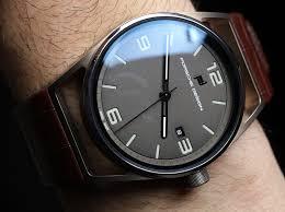 Porsche Design Watch Reviews & Information