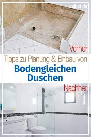 dusche selber bauen selbst de dusche selber bauen