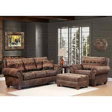 Deer Valley Rustic Comfort Livingroom Set
