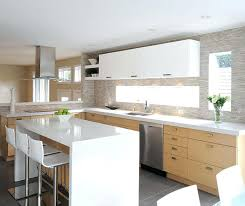 Best Color For Kitchen Cabinets 2014 by What Color Kitchen Cabinets Go Best With Stainless Steel