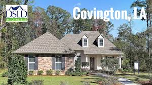 Dsld Homes Floor Plans Ponchatoula La by Oak Alley Covington La Youtube