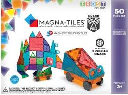 Valtech Magna Tiles Clear Colours 100 Pack by Daily Cheapskate 20 Off Select Toys At Target Including Drum