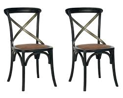 Wayfair Modern Dining Room Sets by Amh9501b Set2 Dining Chairs Furniture By Safavieh