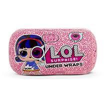 LOL Surprise Under Wraps Doll Series Eye Spy 1A