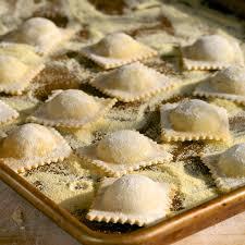 Pumpkin Ravioli Filling Ricotta by R Is For Ravioli Mushroom U0026 Leek