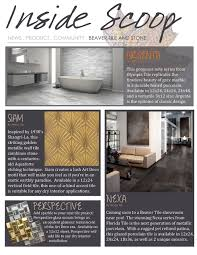 product news beaver tile and stone