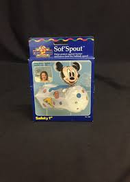 Bath Spout Cover Babies R Us by Mickey Mouse New Spout Cover Bathtub Safety 1st Vintage 1994